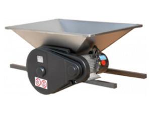 Механизированная виноградная дробилка из нержавеющей стали PMI (большая) фото 1, цена