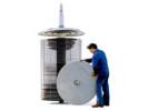 Горизонтальные дисковые кизельгуровые фильтры