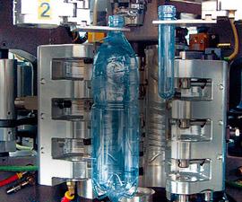 Автоматы для выдува ПЭТ бутылок
