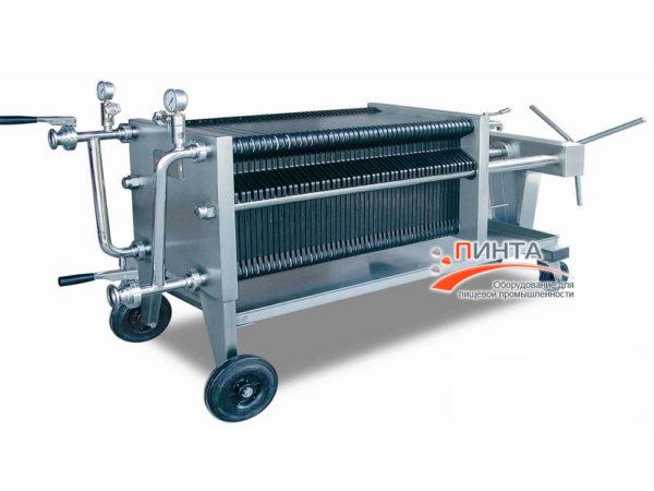 Пластинчатый фильтр 400х400 — 80 пластин 1