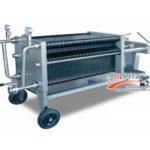 Пластинчатый фильтр 400х400 — 60 пластин 1