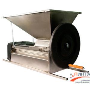 Дробилка - гребнеотделитель - DMAI нерж.сталь