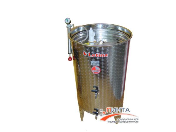 Емкость с плавающей крышкой 400 литров 1