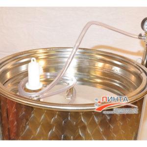 Плавающая шапка 1500-2000 литров