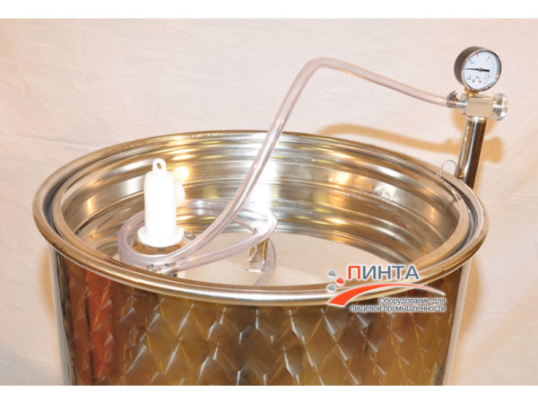 Плавающая шапка 1500-2000 литров 2