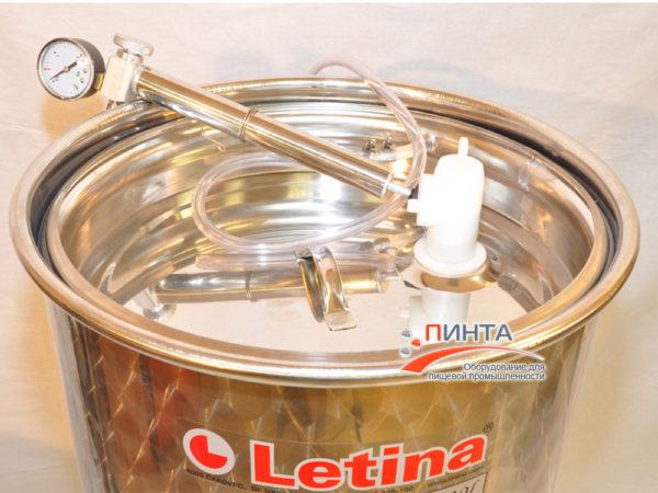 Плавающая крышка 150-200 литров 3