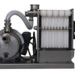Фільтр для олії, сталь AISI 304 – 200×200 1