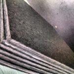 Фильтровальные листы ссодержаниемактивированного угля 2