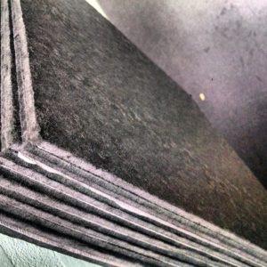 Фильтровальные листы ссодержаниемактивированного угля
