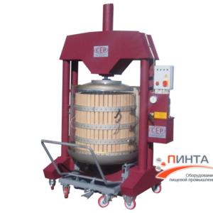 Корзиночный пресс для винограда 500 литров