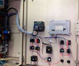 Система управления оборудованием