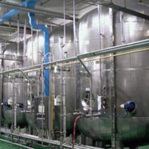Резервуары высокого давления (акратофоры)