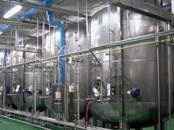 Резервуары высокого давления (акратофоры) 1