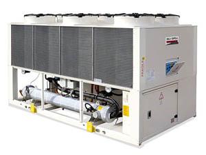 Холодильные системы с винтовым компрессором