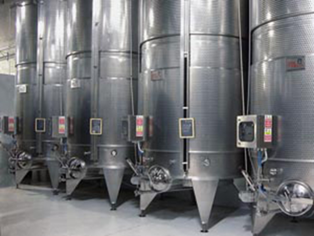 Емкости для виноделия